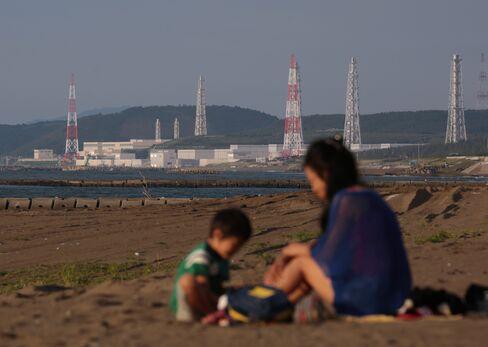 Tepco's Kashiwazaki Kariwa nuclear plant