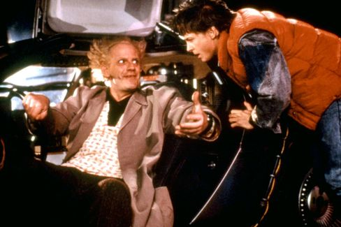 Back to the Future (of Tech)