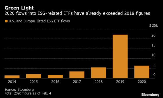 Rush to Green Sparks Concern of Bubble in ESG Assets
