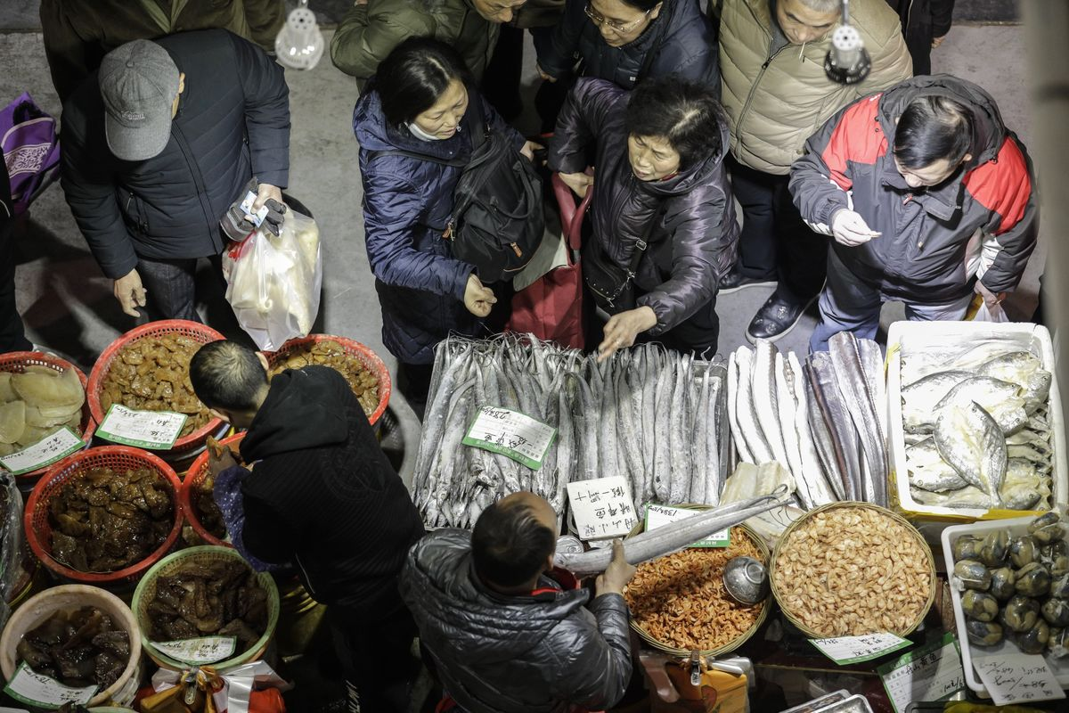 There's Something Fishy About China's U.S. Food Imports