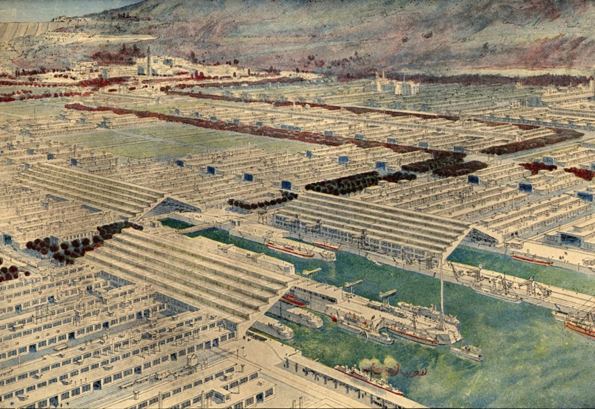 The Utopian Architect and Planner the World (Mostly) Forgot