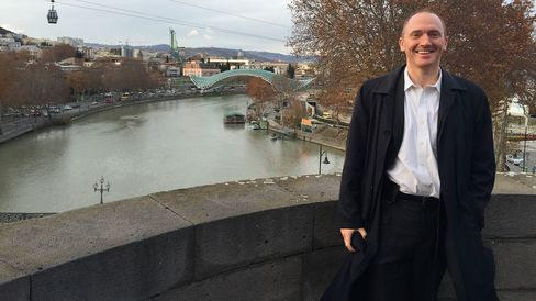 Carter Page in Tbilisi, Georgia.
