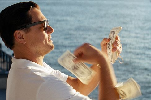 Does The Wolf of Wall Street Glorify Crime?