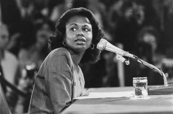 Biden Talked With Anita Hill, Aide Says, Decades After Hearing