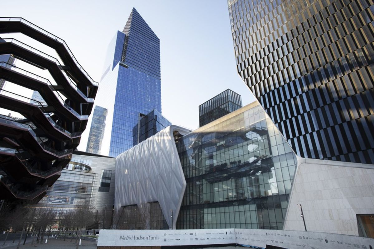 The Visa Program That Helped Pay For Hudson Yards Bloomberg