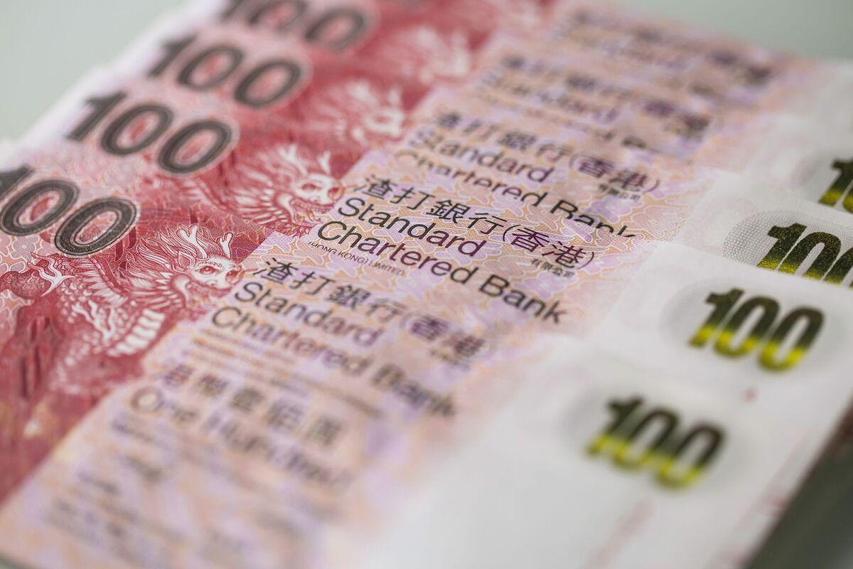 Hong Kong Dollar Trading Was Almost as Busy as Yuan This Year