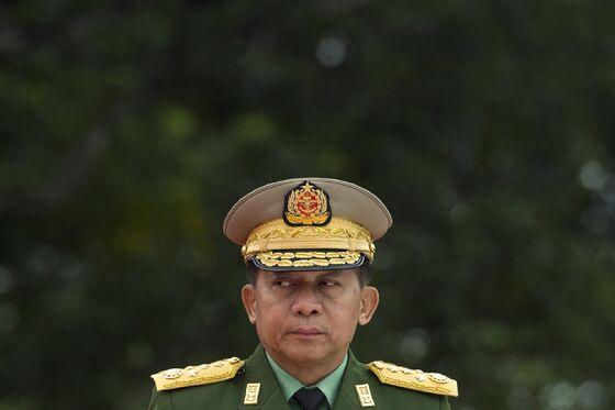 Biden Sanctions Myanmar Coup Leader's Children, Their Businesses