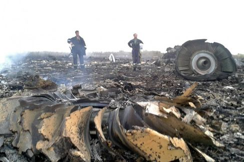 Plane Disaster in Ukraine Deepens Malaysia Airlines' Tragic Year