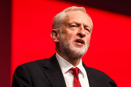 Corbyn Denies Calling Theresa May a 'Stupid Woman'