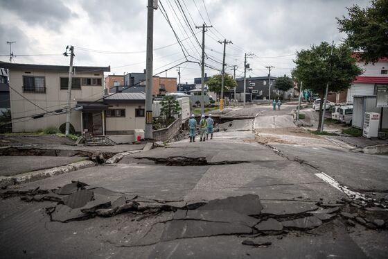 Japan Restores Power to Nearly All of Hokkaido Following Quake