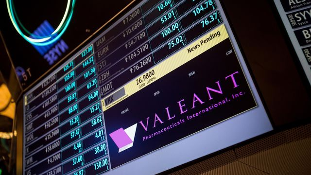 Valeant Hires Morgan Stanley to Sell Dermatology Assets