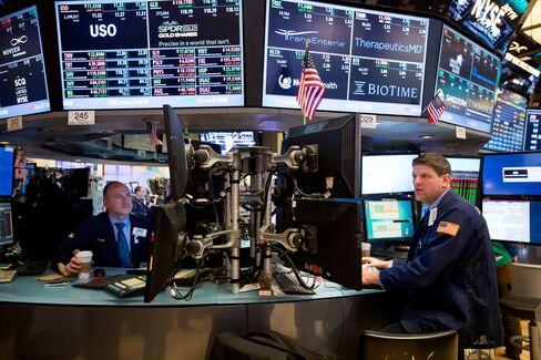 NY証取の取引フロア