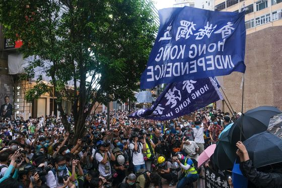 Made-in-China Law Keeps Hong Kong Guessing Whether It's Guilty