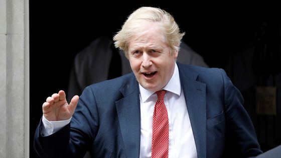 Boris Johnson's Toned Down Back-to-Work Plan Has U.K. Confounded