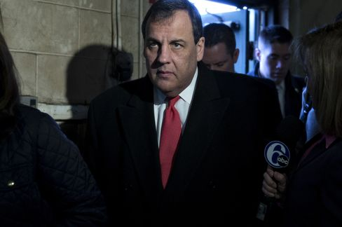 Presidential Candidate Chris Christie Holds Town Hall Campaign Event