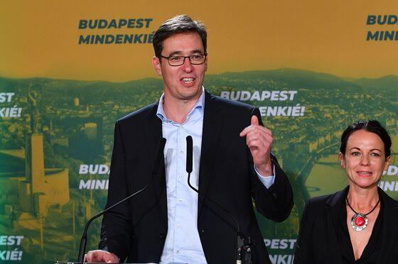 Budapest Mayor to Challenge Orban for Hungarian Premiership