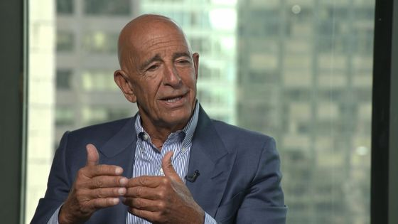 Tom Barrack Steps Back from Colony Capital in Era of 'Reprice and Reinvent'