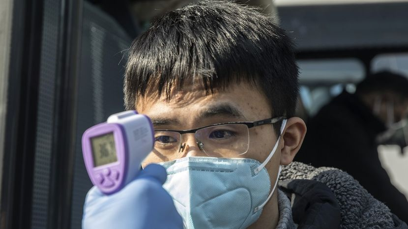 relates to China Concealed Extent of Virus Outbreak, U.S. Intelligence Says