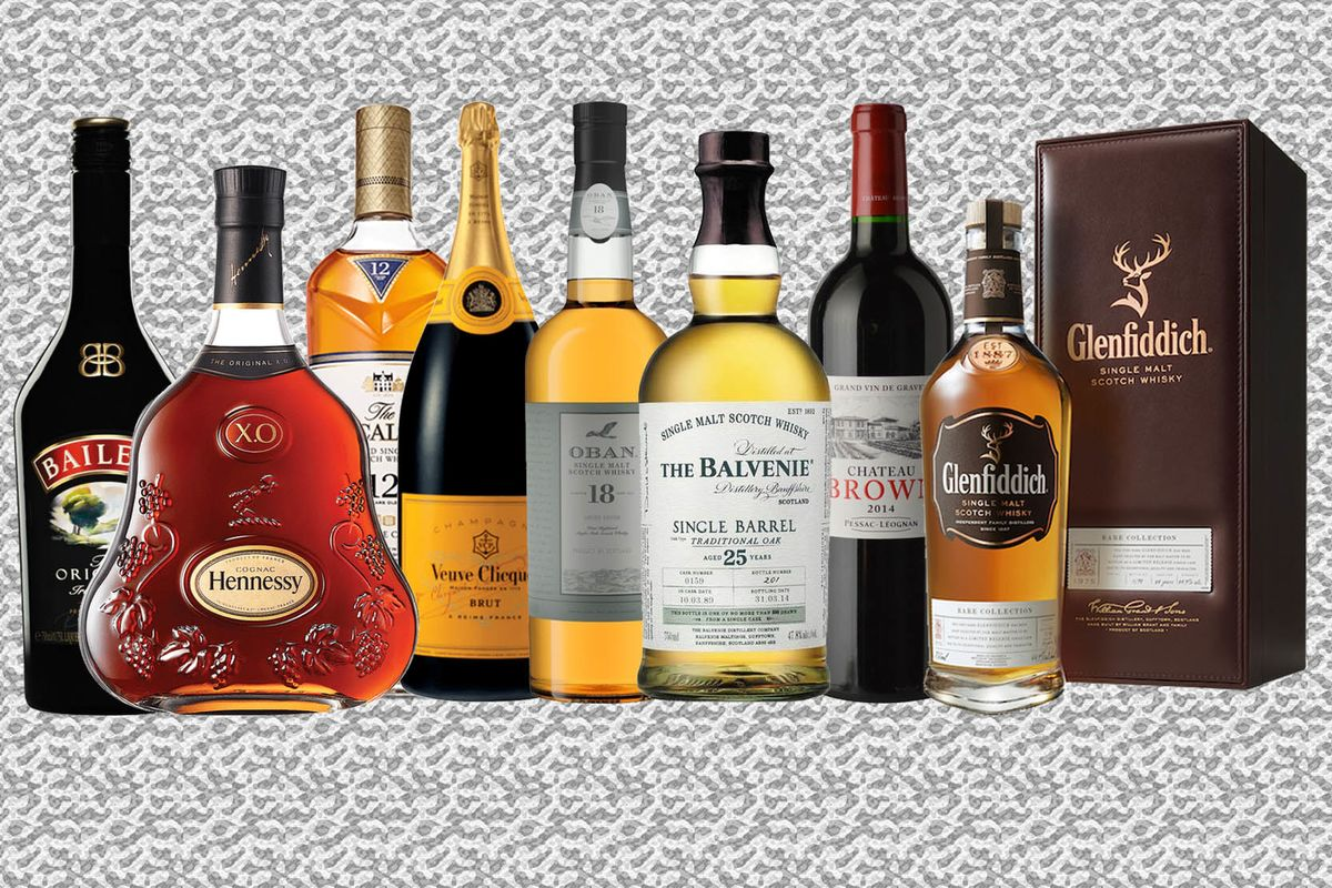 In the Face of New, 100% Tariffs, What Spirits to Stock Up On Now