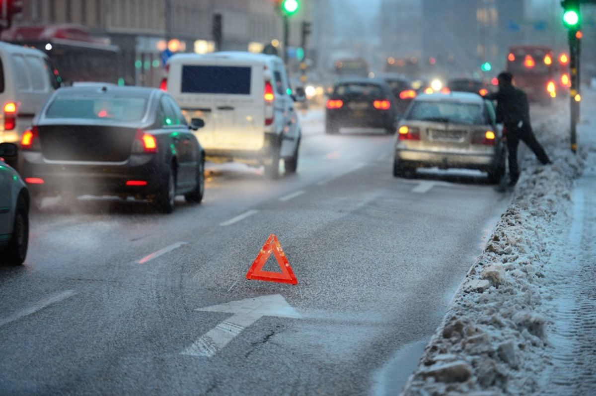 The Swedish Approach to Road Safety: 'The Accident Is Not the Major Problem'