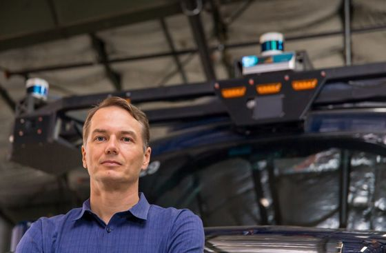 Aurora Innovation Goes All-In on Lidar With Another Acquisition