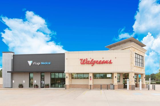 Walgreens to Open Clinics in Stores, Expand Primary-Care Pact