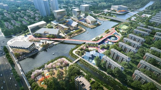Shanghai's Grand Plan for Suburbia: Avoid Becoming Like L.A.