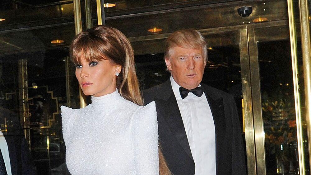 Melania Trump, Donald Trump's Wife: A