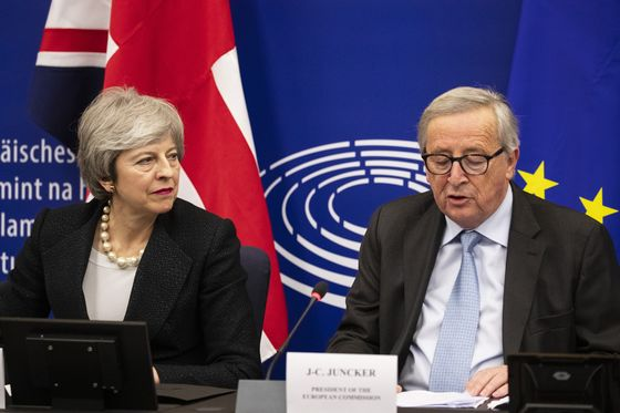 This Is the New Brexit Deal the U.K.'s Theresa May Got From the EU