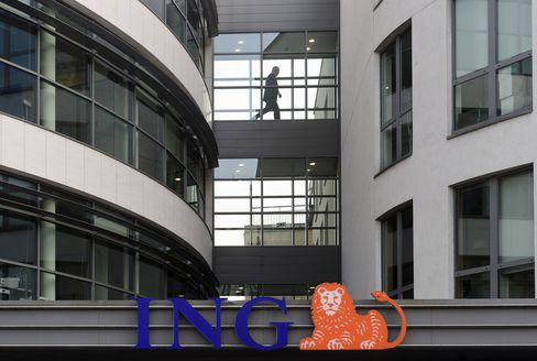 ING Will Accelerate European Insurance IPO as Profit Climbs
