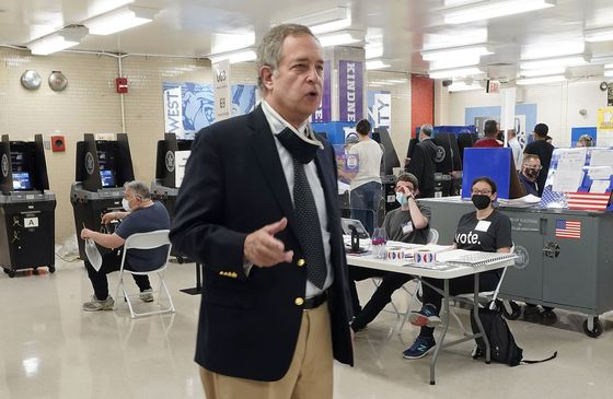 NYC Election Official Blames Computers for Voting Chaos