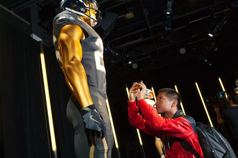 Nike's new uniforms debut at the NFL Pro Bowl in January and will hit stores this summer.