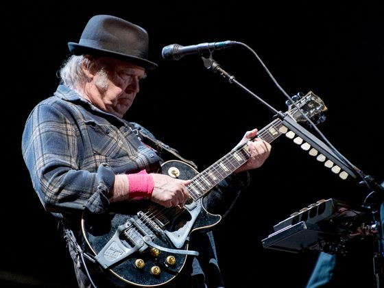 Neil Young Sells Rights to Half of His Songbook