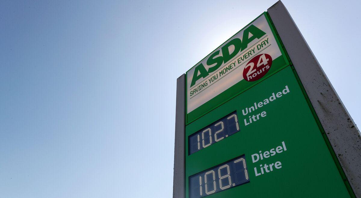 Asda Considers Sales of Gas Stations Amid Mega Buyout