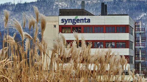 SWITEZRLAND-SYNGENTA-RESULTS