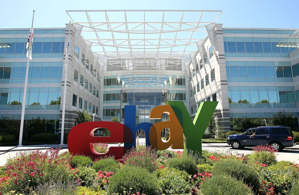 Ebay Will Eliminate 2 400 Jobs After Weak Holiday Sales Bloomberg