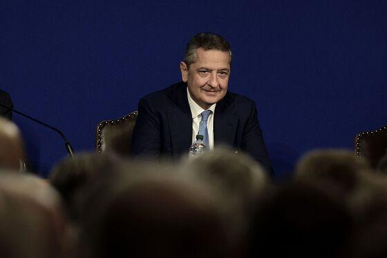 FabioPanetta Awaits Role as ECB's Next Italian After Draghi