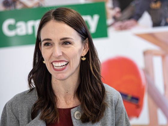 Jacinda Ardern Surges to Big Poll Lead Four Months From N.Z. Election