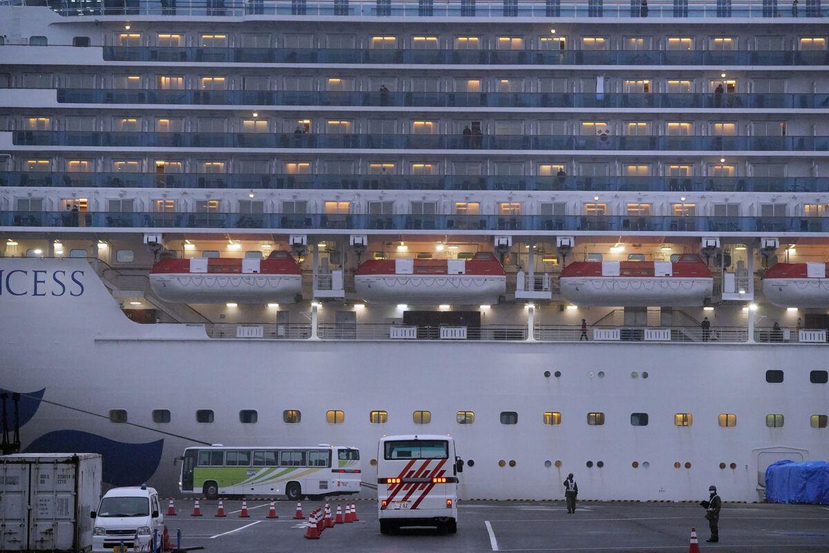 Australia to Evacuate 200 From Coronavirus-Plagued Ship in Japan