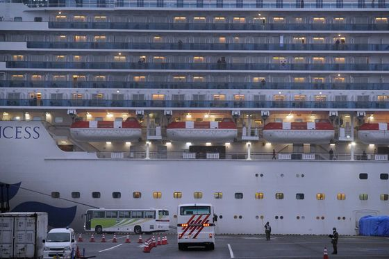 Australia to Evacuate 200 From Coronavirus-Plagued Ship in Japan
