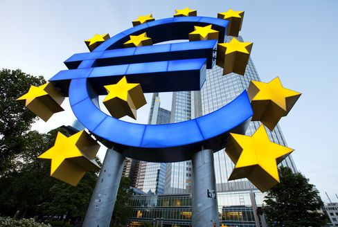 Stalling Economy May Keep ECB Rates on Hold