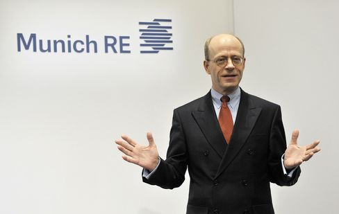 Munich Re Sees Stable Reinsurance Rates in January Renewals