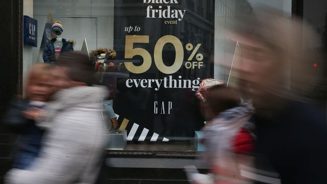 Strongest holiday sales since Great Recession, up 5.5%, topping industry's forecast