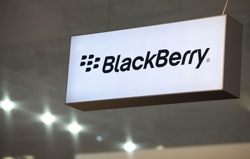 BlackBerry Plans to Lobby Government on Foreign Takeovers