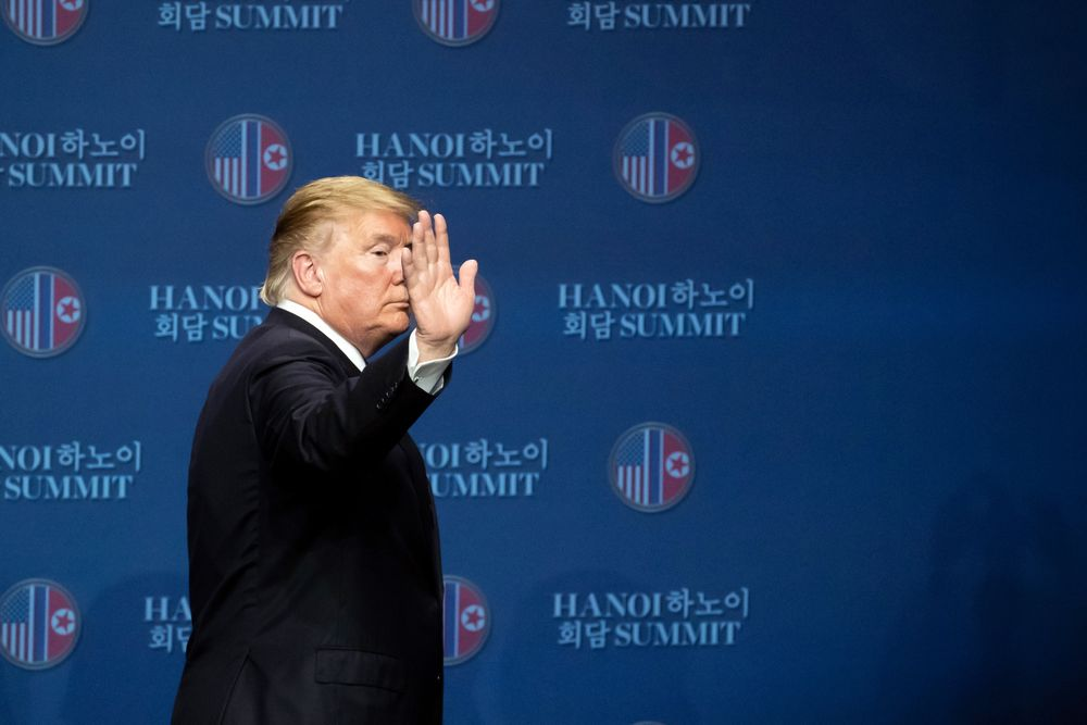 Trump-Kim Summit Breakdown Renews Doubts North Korea Will Disarm