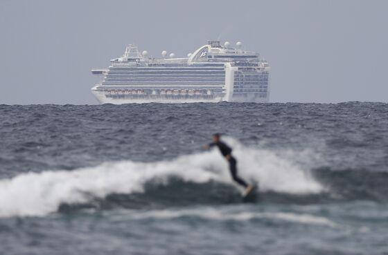 Virus Explosion in Australia Exposes Cruise Ships' Hidden Menace