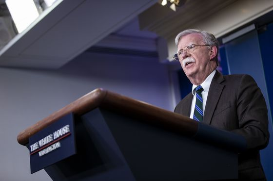 U.S. Agreed to Pay NorthKorea for Warmbier But Didn't, Bolton Says