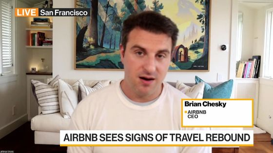 Airbnb Sees Signs of Rebound; Loss Widens on Debt Payment