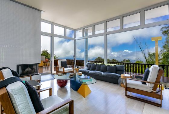 This $9.8 Million Maui Home Is a DesignIcon From the Memphis Group
