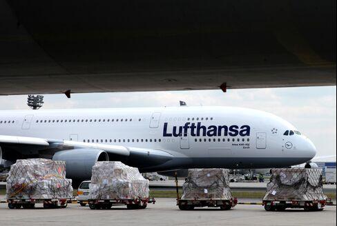 Deutsche Lufthansa Reports 2011 Net Loss of 13 Million Euros